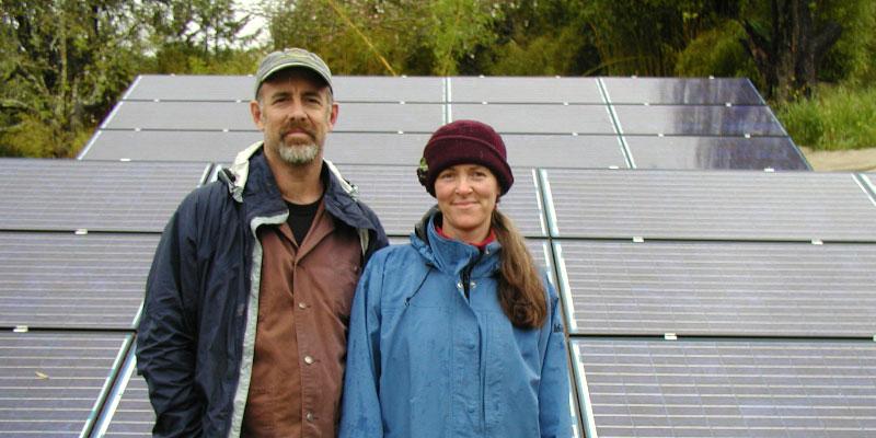 Solar Works client Bamboo Sourcery Nursery & Gardens