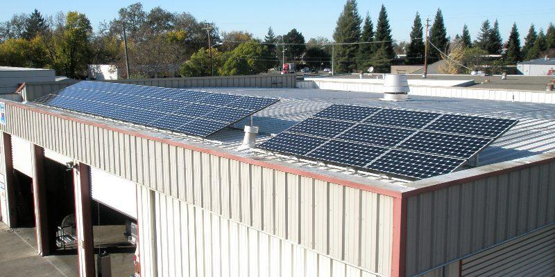 Solar Works client Hahn Auto