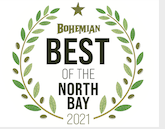 Bohemian_Best_of_North_Bay-2021 Award